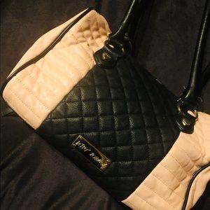 Betsey Johnson pink bag